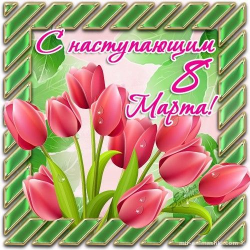 С наступающим 8 марта картинки - C 8 марта поздравительные картинки