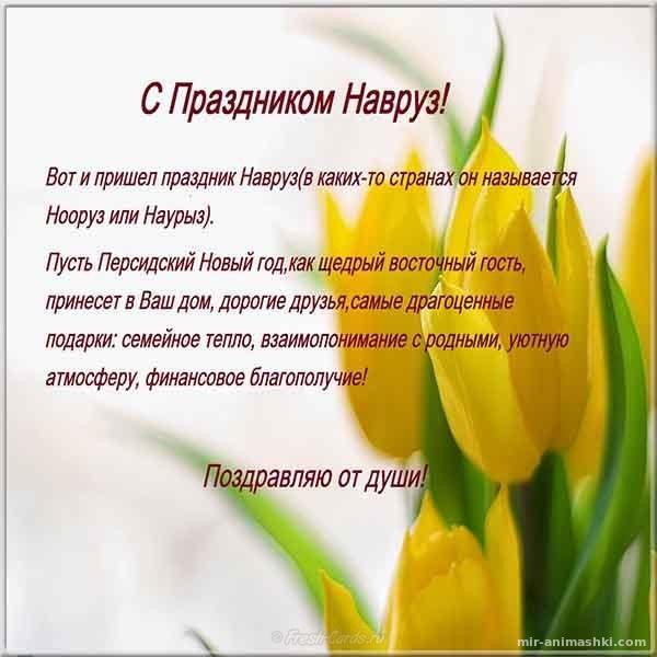 Поздравление картинка с праздником навруз - Навруз — Наурыз Мейрамы поздравительные картинки
