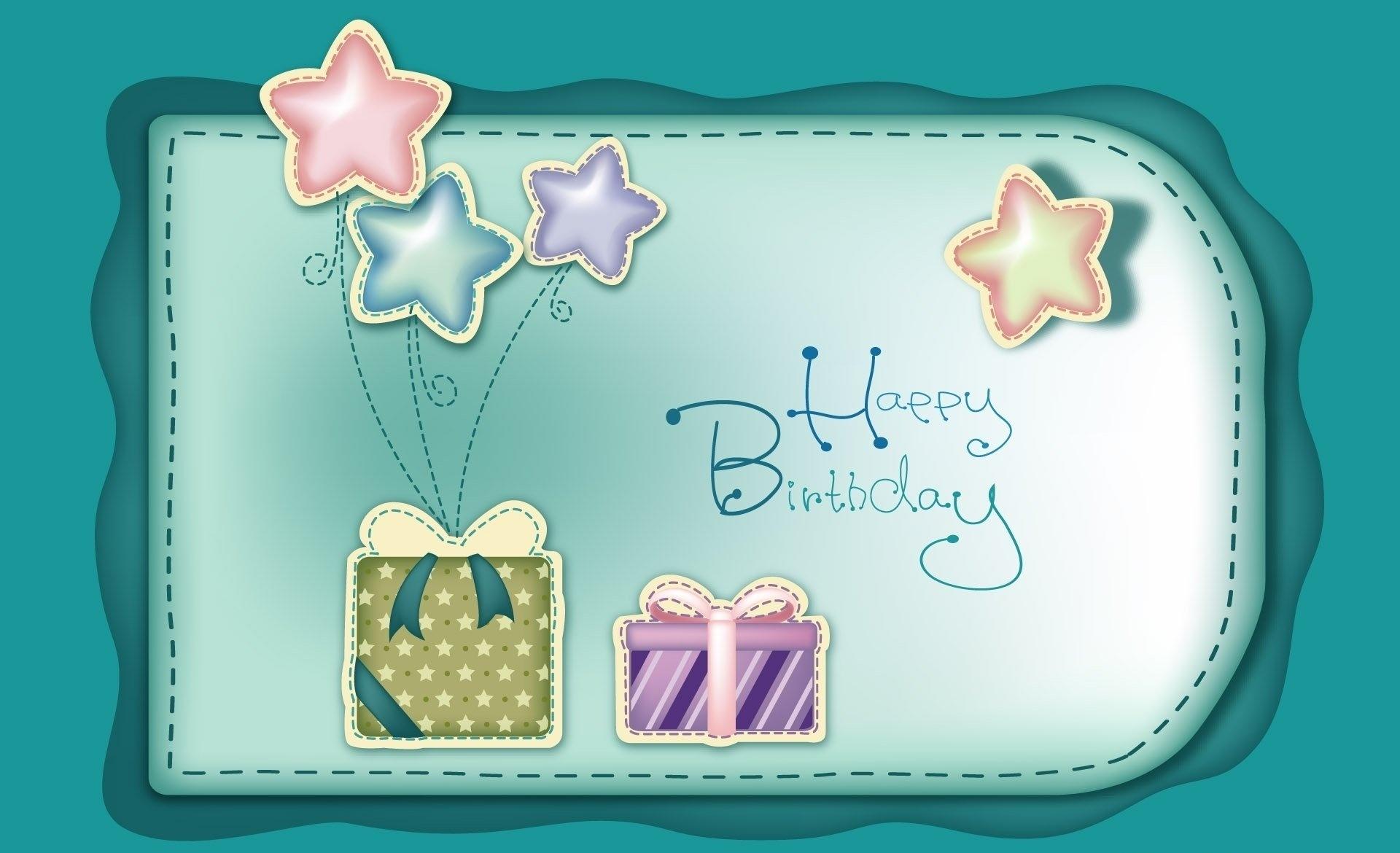 Открытка С днем рождения - С Днем Рождения поздравительные картинки