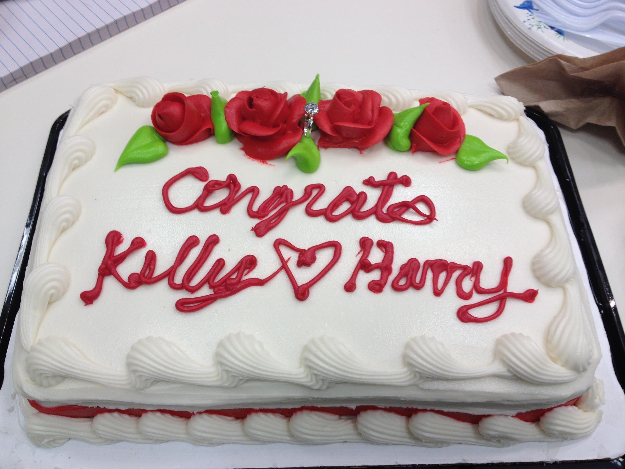 Вкусный белый шоколадный торт ко дню рождения - С Днем Рождения поздравительные картинки