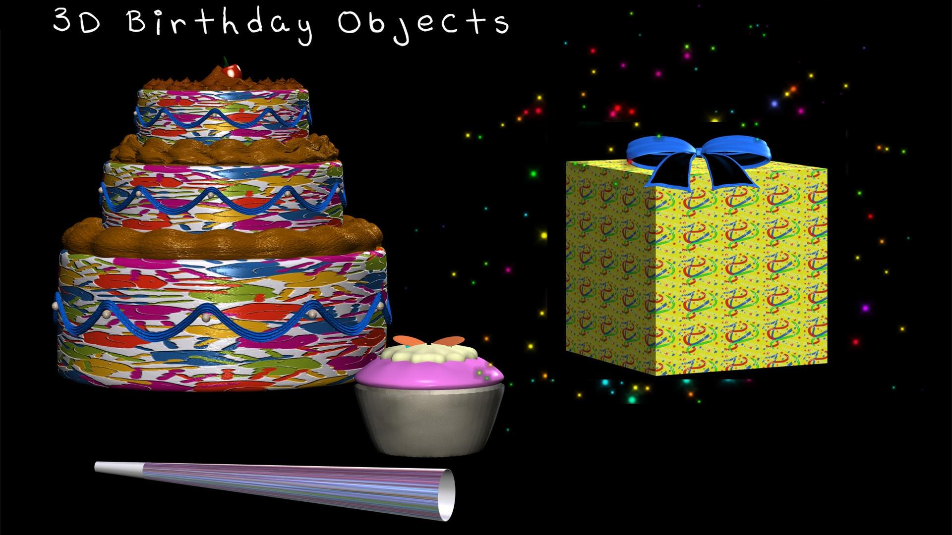 Тридцатый день рождения - С Днем Рождения поздравительные картинки