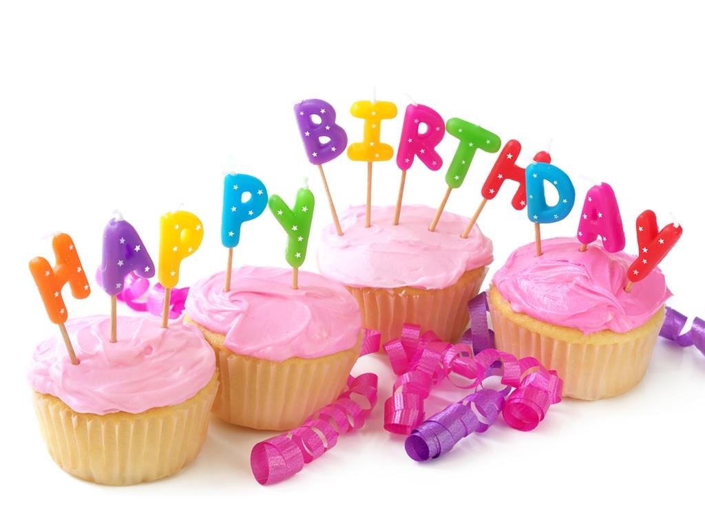 День рождения сладкий праздник - С Днем Рождения поздравительные картинки
