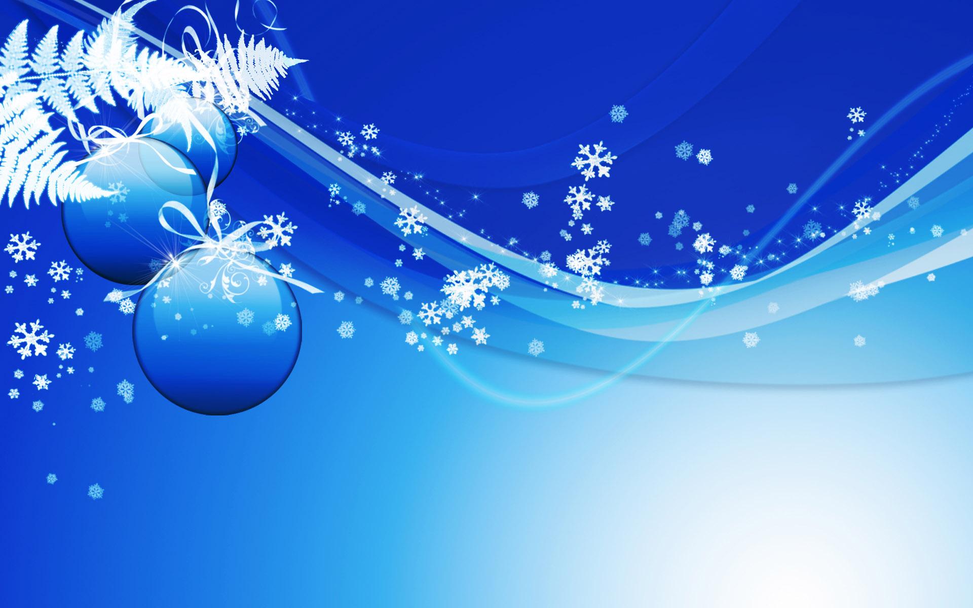 Новогодние шары - C Новым годом 2021 поздравительные картинки