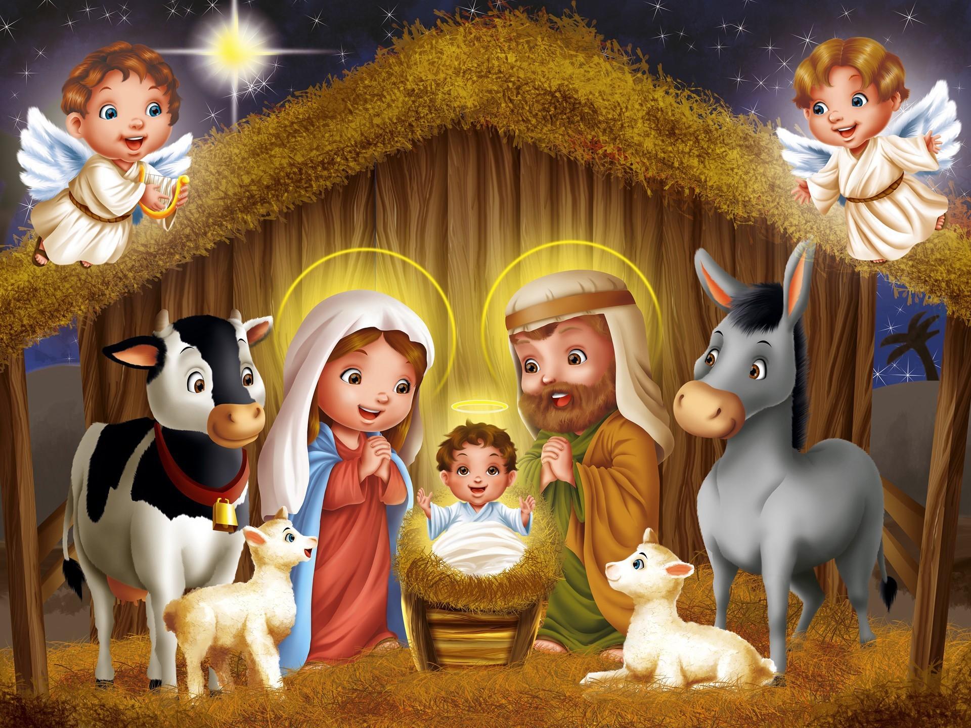 Рождество Христа - C Рождеством Христовым поздравительные картинки