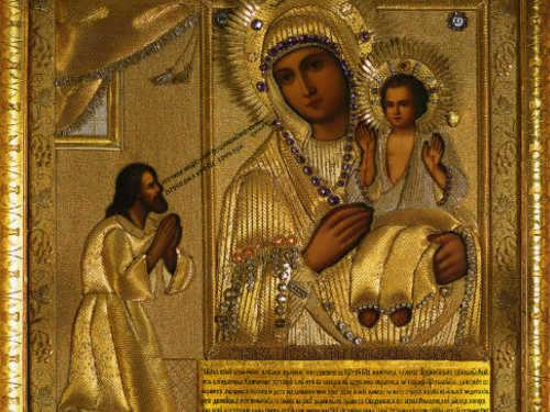 День иконы Божией Матери «Нечаянная Радость» - 22 декабря 2021