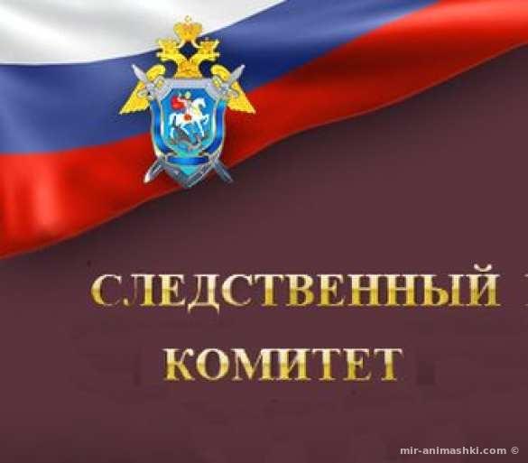 Поздравительная открытка на День следственного комитета РФ - 15 января 2022