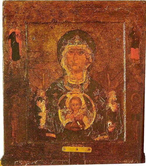 Икона Божией Матери Знамение - 10 декабря 2019