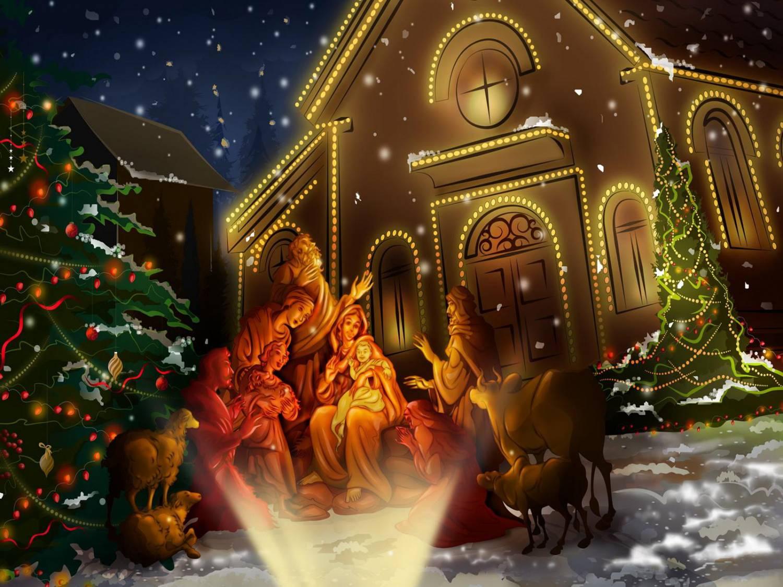 Католическое Рождество - 25 декабря 2020