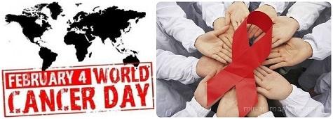 Всемирный день борьбы против рака - 4 февраля 2019