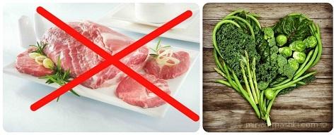 Международный день без мяса - 20 марта 2019