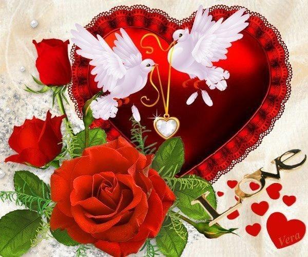 Стихи к 14 февраля на день Влюбленных - 14 февраля 2019