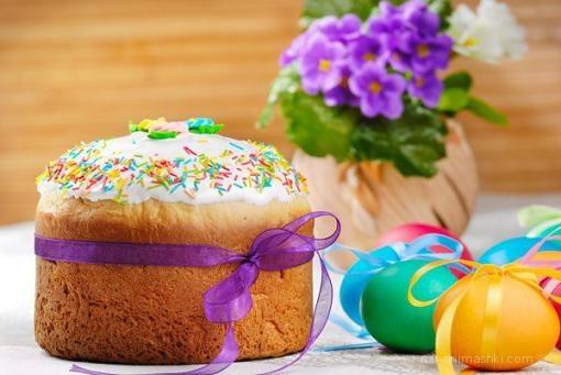 Светлый праздник Пасха - 28 апреля 2019