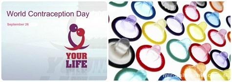 Всемирный день контрацепции - 26 сентября 2019