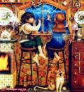Кай и Герда - Сказочные открытки и картинки