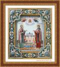 Икона Петр и Феврония - Религия открытки и картинки