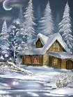 Зима в телефон - Блестяшки на телефон открытки и картинки