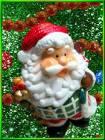 Дед Мороз - Блестяшки на телефон открытки и картинки
