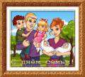 С Днем Семьи - С праздником открытки и картинки