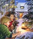 Новогодняя анимация для детей - Новогодние анимашки открытки и картинки
