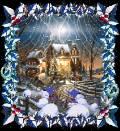 Прикольные снеговики - Новогодние анимашки открытки и картинки