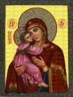 Анимированная икона - Казанская икона открытки и картинки