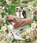 Поздравления с годовщиной свадьбы - День свадьбы открытки и картинки