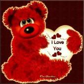I Love You - Любовь открытки и картинки