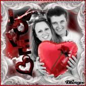 Я люблю тебя - Любовь и романтика открытки и картинки