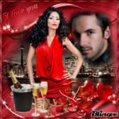 I love you - Любовь и романтика открытки и картинки