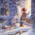 Сказочная Зима - Зима открытки и картинки