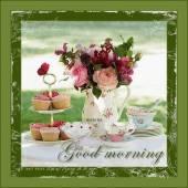 GOOD MORNING - Доброе утро открытки и картинки