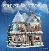 HAPPY WINTER !!! - С Новым Годом 2022 открытки и картинки