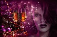 HAPPY NEW YEAR !!! - С Новым Годом 2022 открытки и картинки