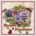 Поздравления с Рождеством 2021 - Рождество Христово открытки и картинки