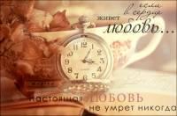 ЕСЛИ В СЕРДЦЕ ЖИВЁТ ЛЮБОВЬ... - Фразы и цитаты открытки и картинки