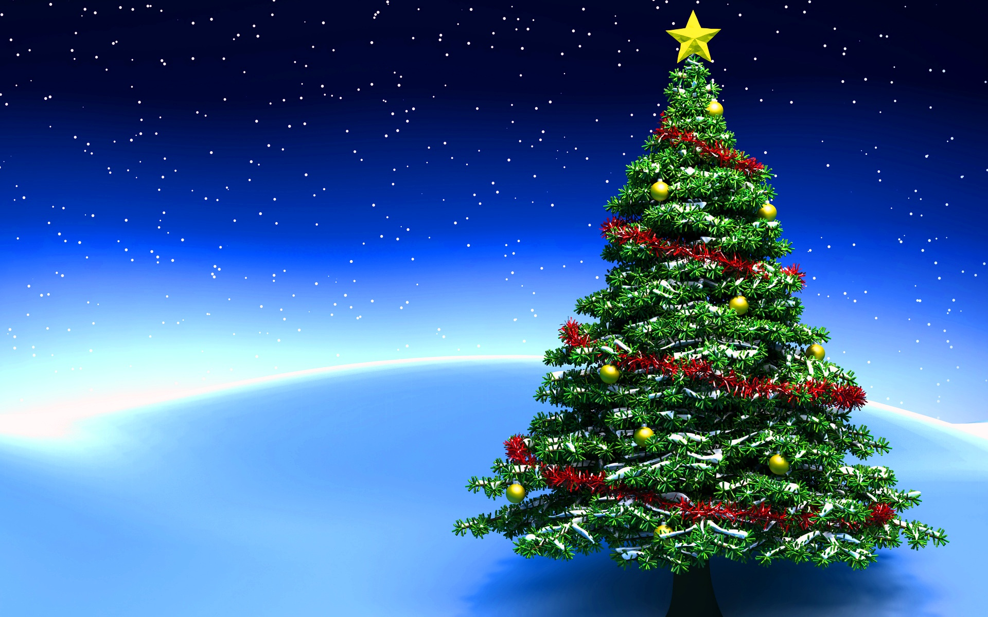 Новогодняя елка - C наступающим новым годом 2019 поздравительные картинки