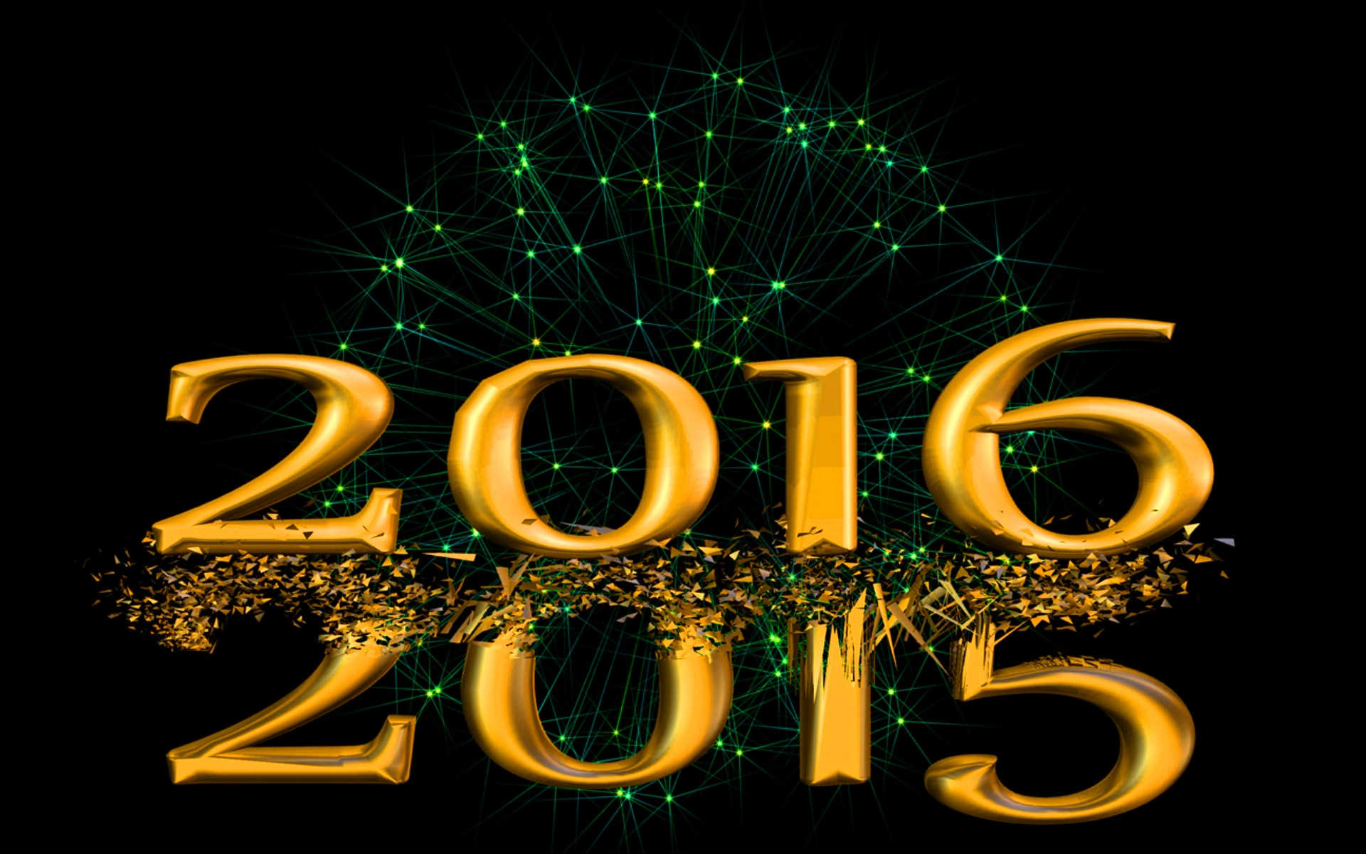 Старый уходит, Новый приходит - C наступающим новым годом 2017 поздравительные картинки