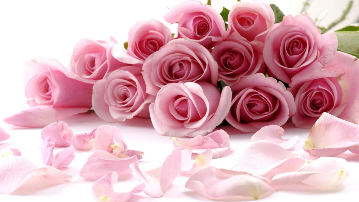 Розы С Днем Святого Валентина - С днем Святого Валентина поздравительные картинки