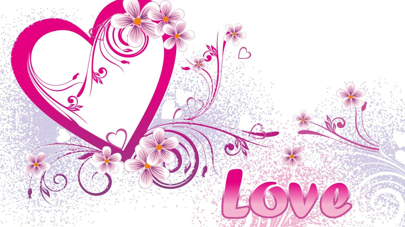 Праздник влюбленных - С днем Святого Валентина поздравительные картинки