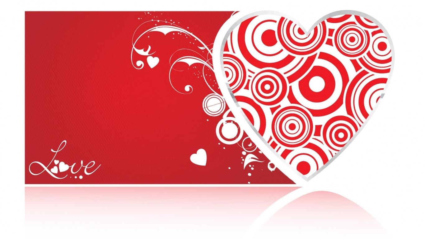 Любимый праздник влюбленных - С днем Святого Валентина поздравительные картинки