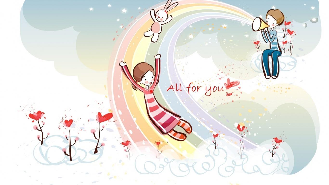 Все для тебя День Св. Валентина - С днем Святого Валентина поздравительные картинки