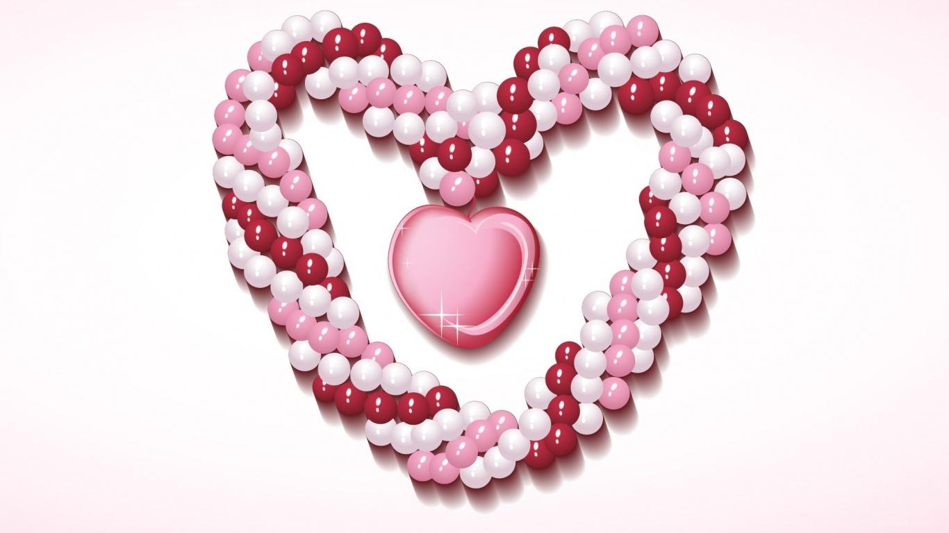 Рисунок на День Св. Валентина - С днем Святого Валентина поздравительные картинки