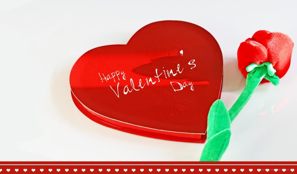Радость в День Святого Валентина - С днем Святого Валентина поздравительные картинки