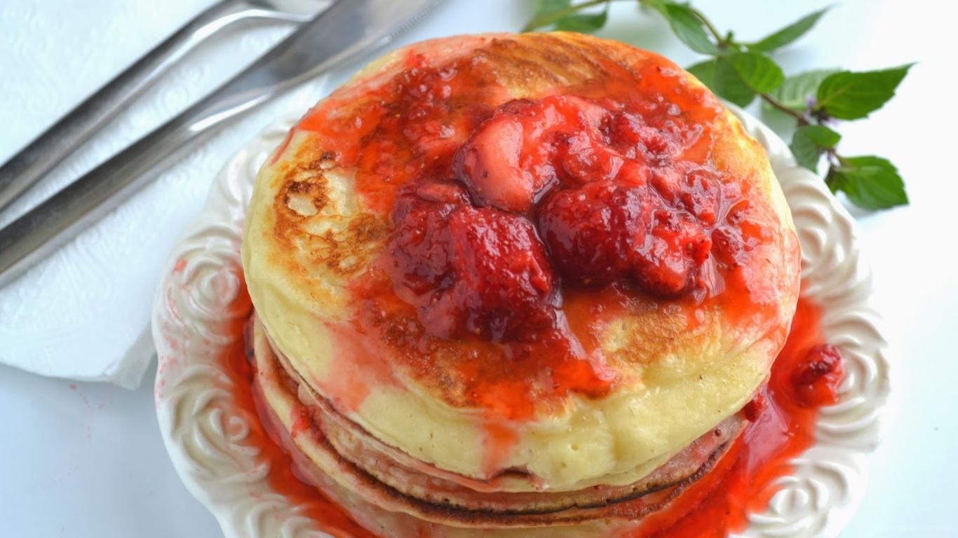 Блинный торт на Масленицу - С Масленицей поздравительные картинки