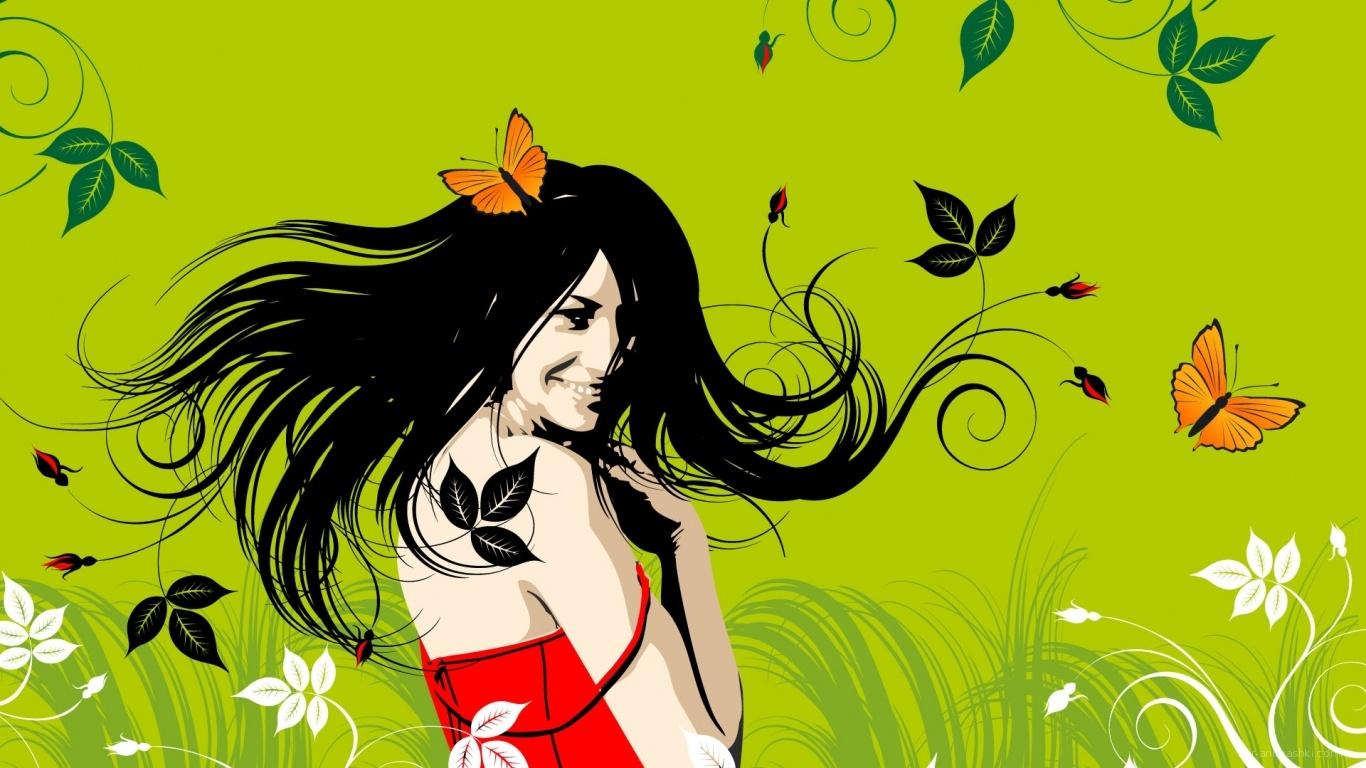 Праздник Международный женский день - C 8 марта поздравительные картинки