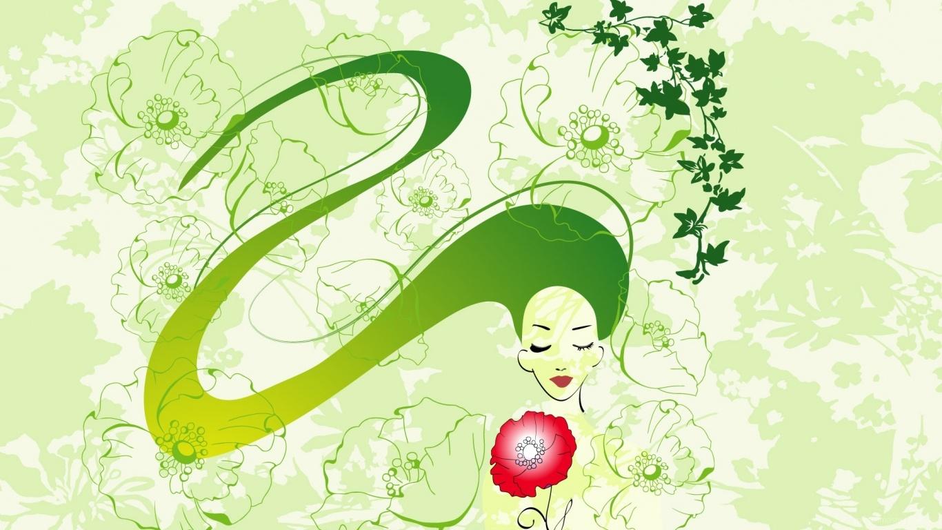 Праздник для красавиц женщин 8 марта - C 8 марта поздравительные картинки