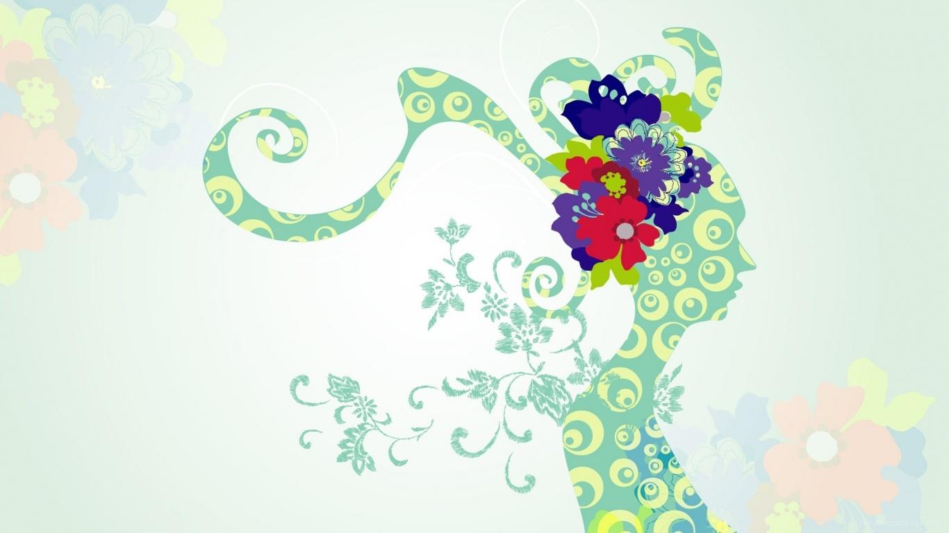 Международный Женский День 8 Марта - C 8 марта поздравительные картинки