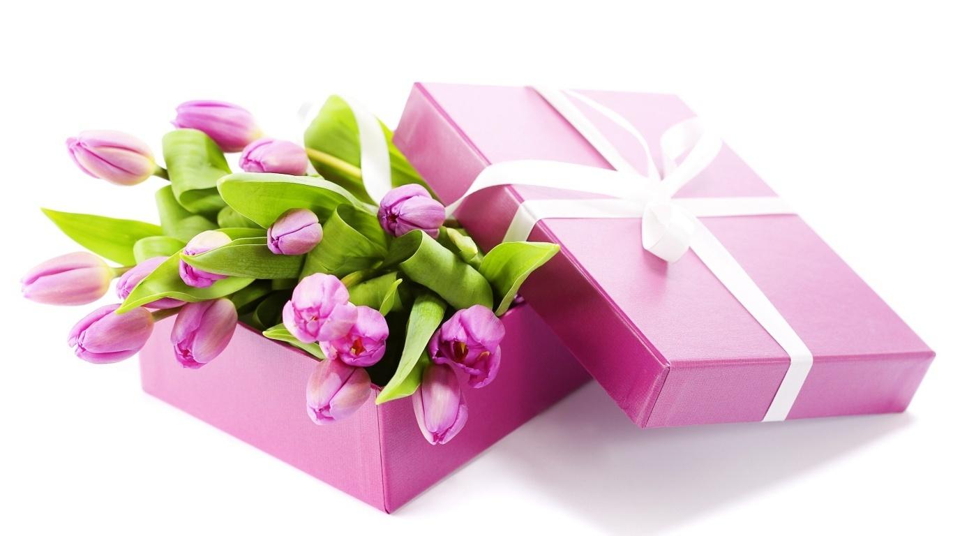 Подарок к 8 марта - C 8 марта поздравительные картинки