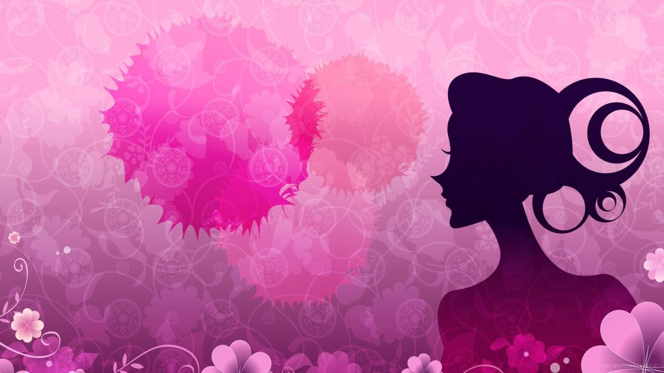 Международный женский праздник 8 марта - C 8 марта поздравительные картинки