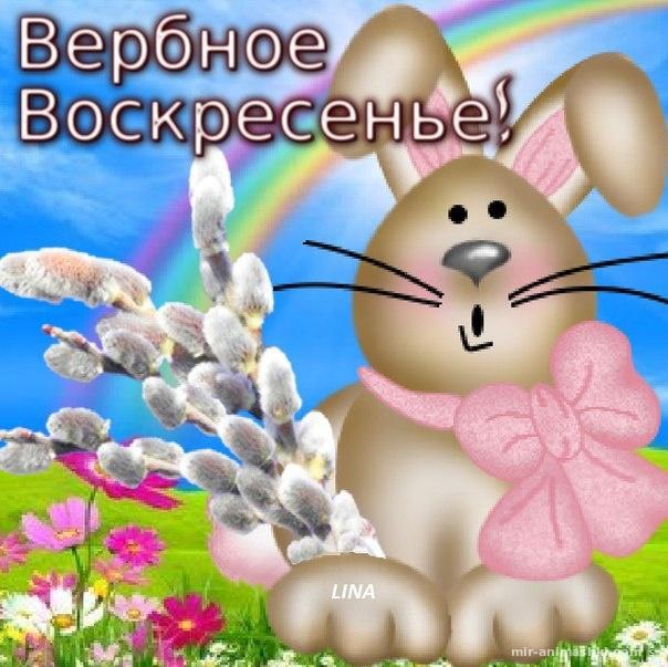 Поздравляю с праздником Вербного Воскресенья - С Вербным Воскресеньем поздравительные картинки